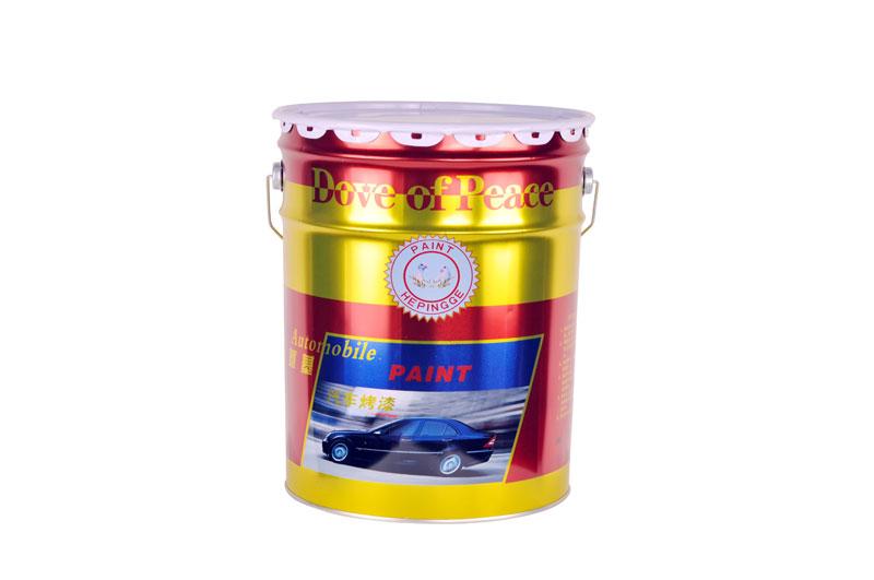 和平鸽-氨基金属汽车烤漆-20k