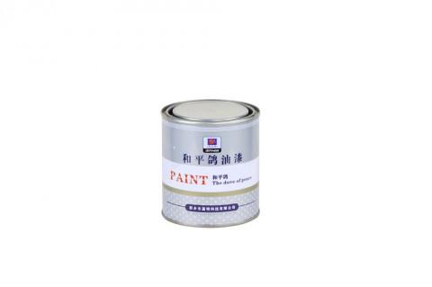 和平鸽油漆0.4kg