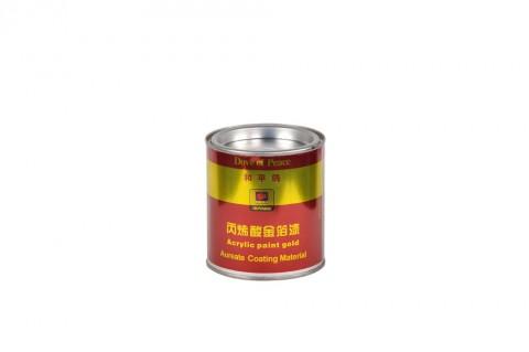 和平鸽 丙烯酸 金箔漆 0.4kg