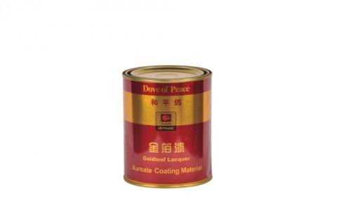 和平鸽 丙烯酸 金箔漆 0.8kg