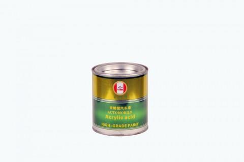 鑫耐丙烯酸汽车漆 0.4kg 绿