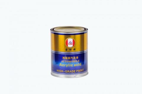 鑫耐 丙烯酸 汽车漆 0.8kg 蓝
